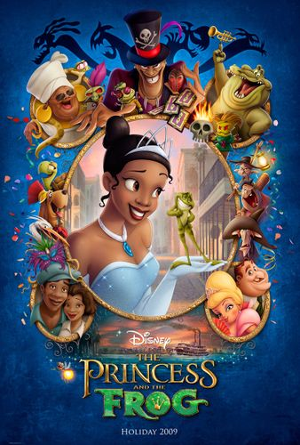 Princessandthefrog_poster