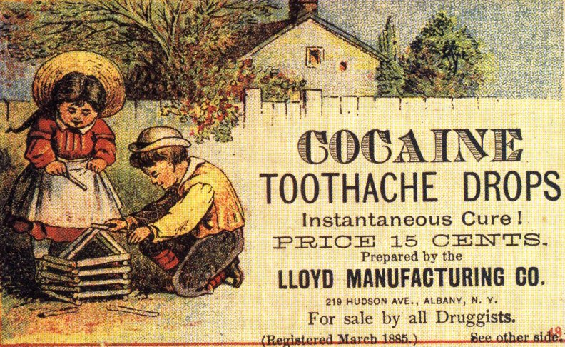Cocainedrops