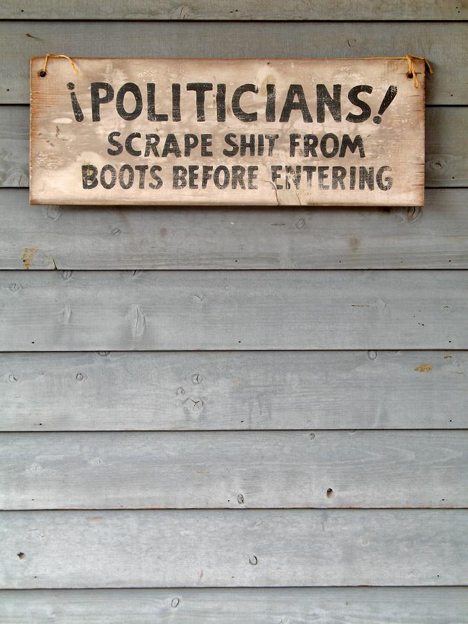 Politicans